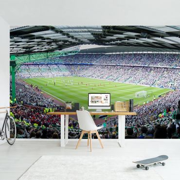 Fototapete Fußballstadion