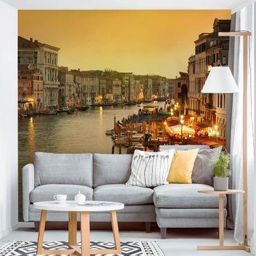 Fototapete Großer Kanal von Venedig