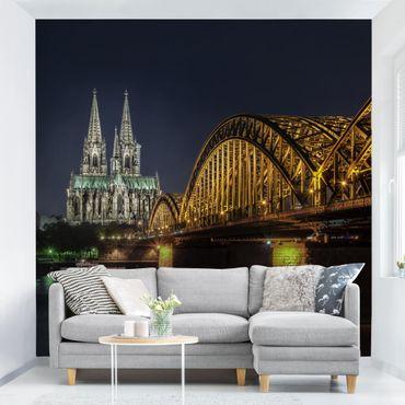 Fototapete Kölner Dom