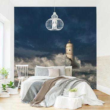 Fototapete Leuchtturm auf Sardinien
