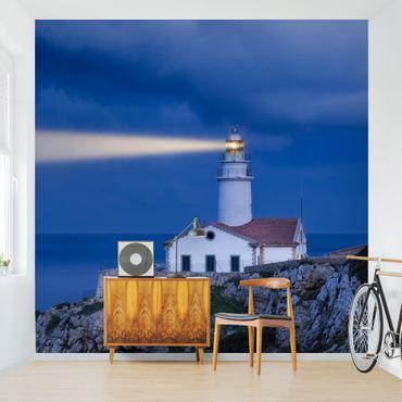 Fototapete Lighthouse At Far De Capdepera