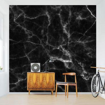 Fototapete Nero Carrara
