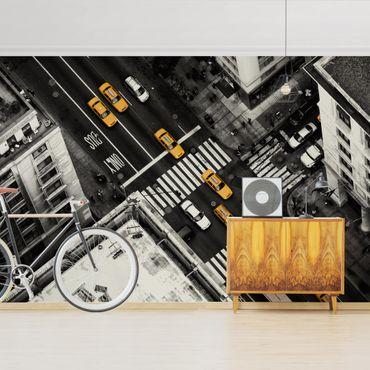 Fototapete - New York City Cabs