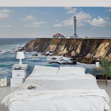 Fototapete - Point Arena Lighthouse Kalifornien