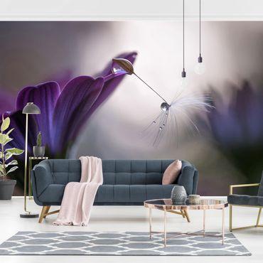 Fototapete Purple Rain