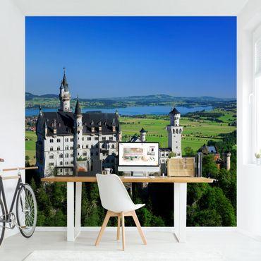 Fototapete Schloss Neuschwanstein
