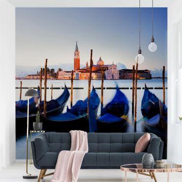 Fototapete Venice Gondolas