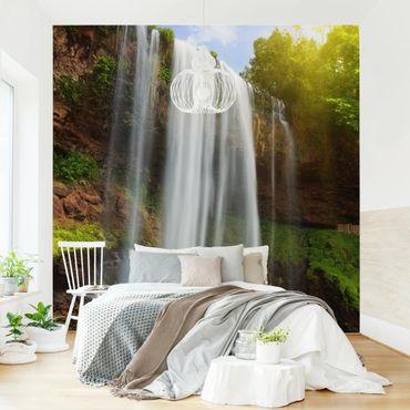 Fototapete Waterfalls