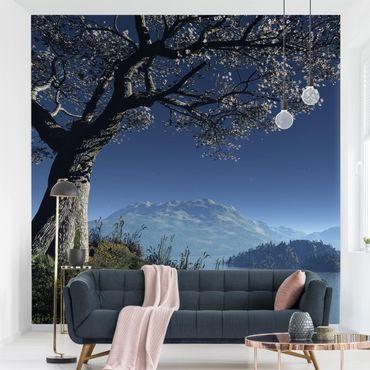 Fototapete Winter Fairytale