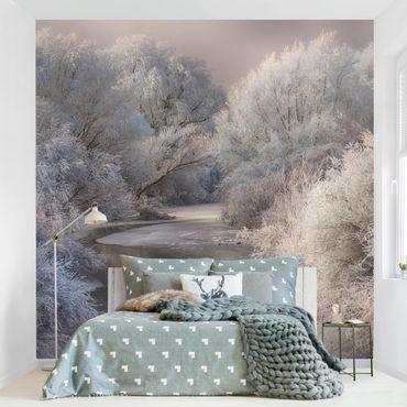 Fototapete Winter Song
