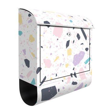 Briefkasten - Terrazzo Muster Capri
