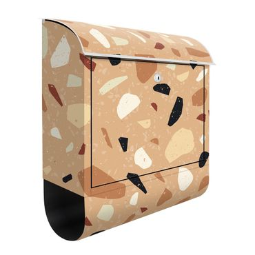Briefkasten - Terrazzo Muster Florenz