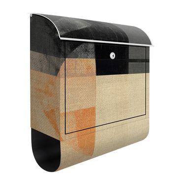 Briefkasten - Transparente Geometrie