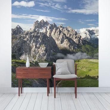 Fototapete Italienische Alpen