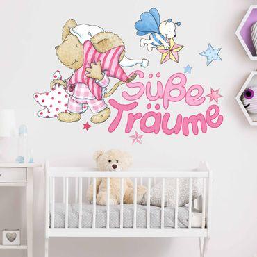 Wandtattoo - Lillebi wünscht süße Träume