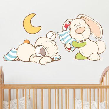 Wandtattoo My First schlafen