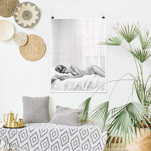 Poster - Sleeping Beauty II - Hochformat 3:4