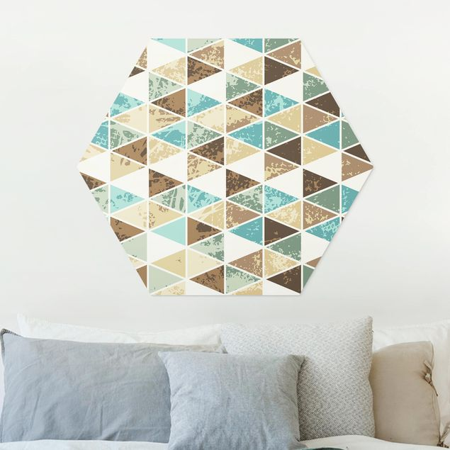 Hexagon Bild Forex - Dreieck Rapportmuster