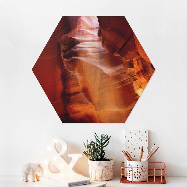 Hexagon Bild Forex - Antelope Canyon