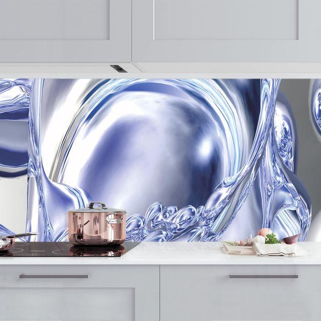 Küchenrückwand - Liquid Smoke
