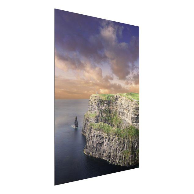 Alu-Dibond Bild - Cliffs Of Moher