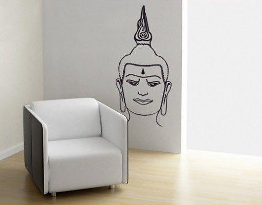 Wandtattoo No.BR139 Buddha