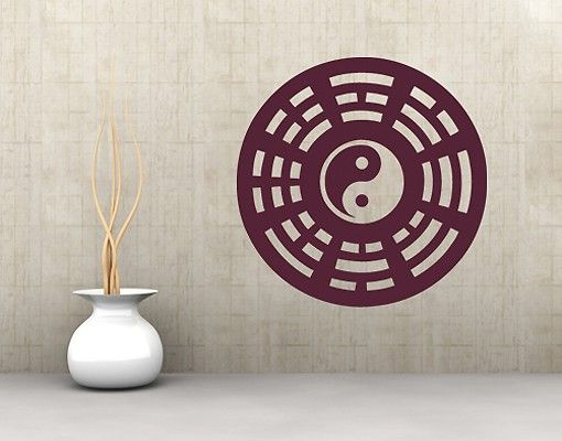 Wandtattoo No.SF505 Taoismus