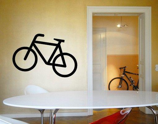 Wandtattoo No.372 Instantly Bike