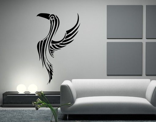 Wandtattoo Vögel No.KP132 pop kolibri
