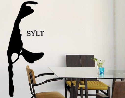 Wandtattoo No.475 Sylt