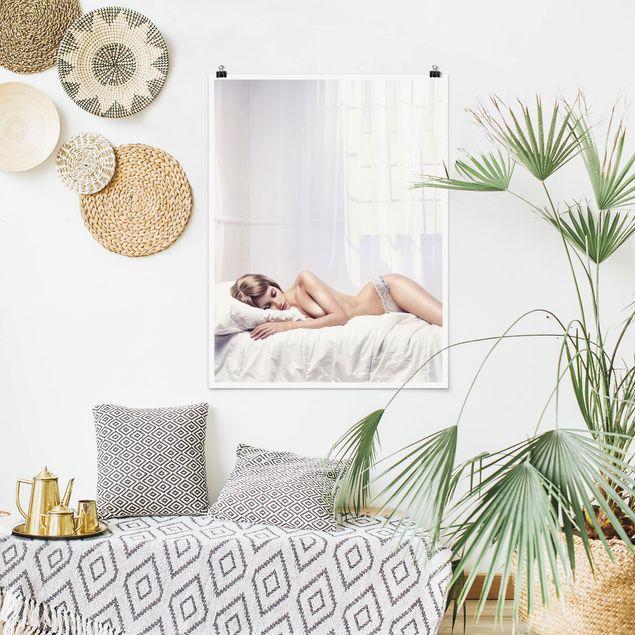Poster - Sleeping Beauty - Hochformat 3:4