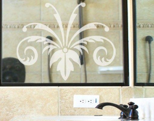 Fensterfolie - Fenstertattoo No.149 Indiament - Milchglasfolie