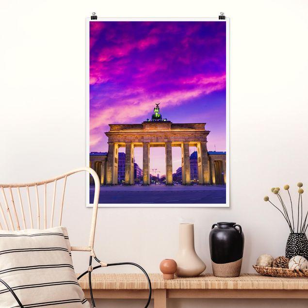 Poster - Das ist Berlin! - Hochformat 3:4