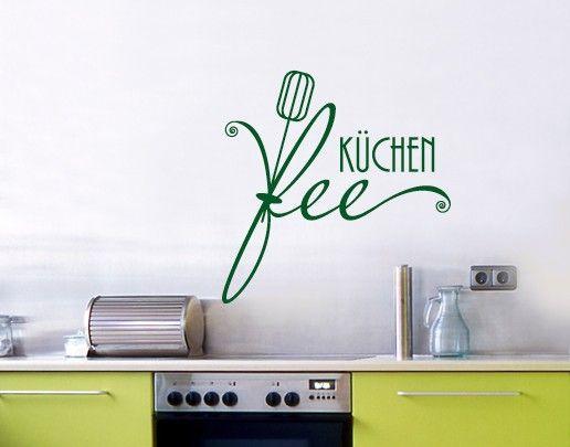Wandtattoo Sprüche - Wandworte No.UL31 Küchenfee