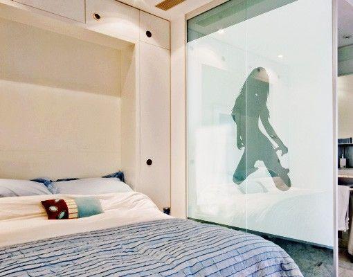 Fensterfolie - Sichtschutzfolie No.55 Dream Girl 4 II - Milchglasfolie
