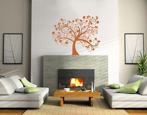Wandtattoo Baum No.48 Zauber Baum
