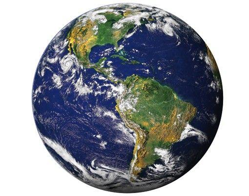 Wandtattoo No.823 Die Erde