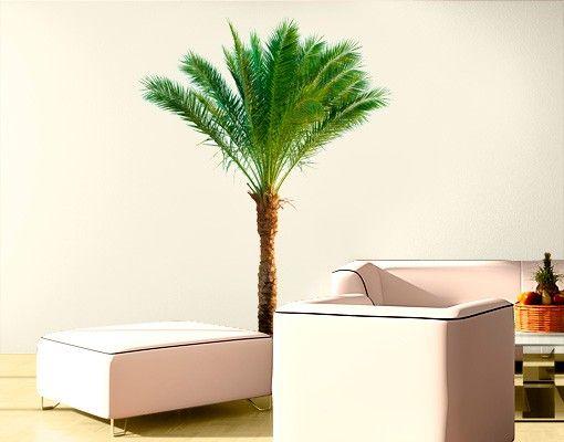Wandtattoo Baum No.467 Palme V