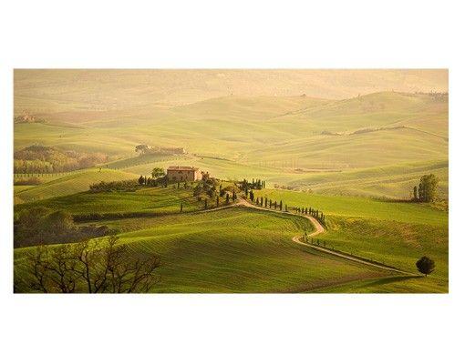 Fliesenbild - Chianti Toskana