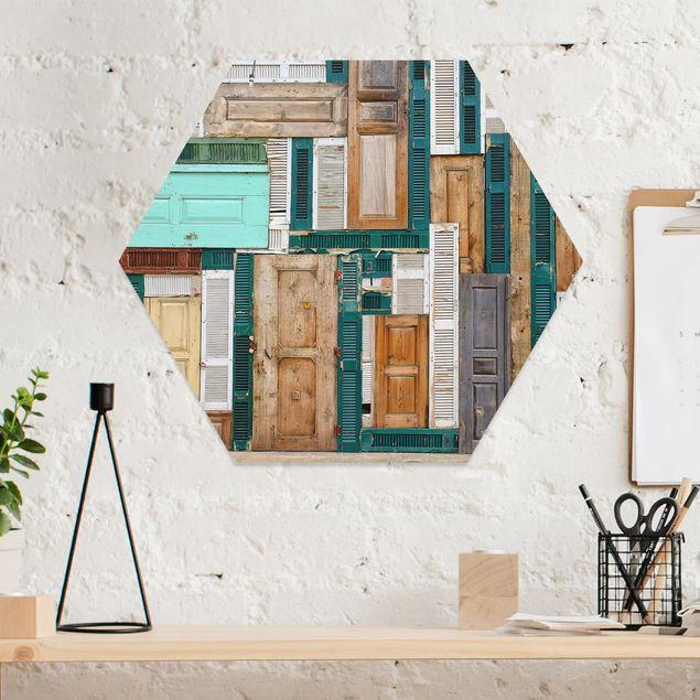 Hexagon Bild Forex - The Doors