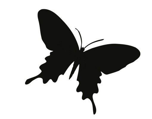 Wandtattoo Schmetterling Kreidetafel No.CG207 Schmetterling
