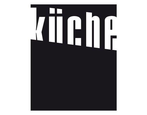 Wandtattoo Sprüche - Wandworte Kreidetafel No.UL714 Küche 1