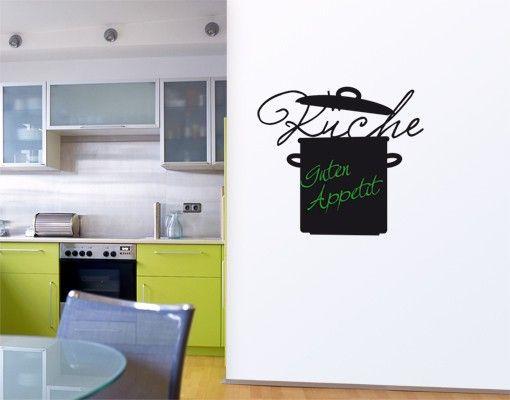 Wandtattoo Sprüche - Wandworte Kreidetafel No.UL715 Küche 2
