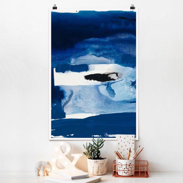 Poster - Tag am Meer III - Hochformat 3:2