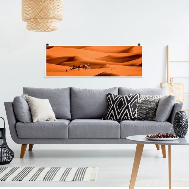 Poster - Namib Desert - Panorama Querformat