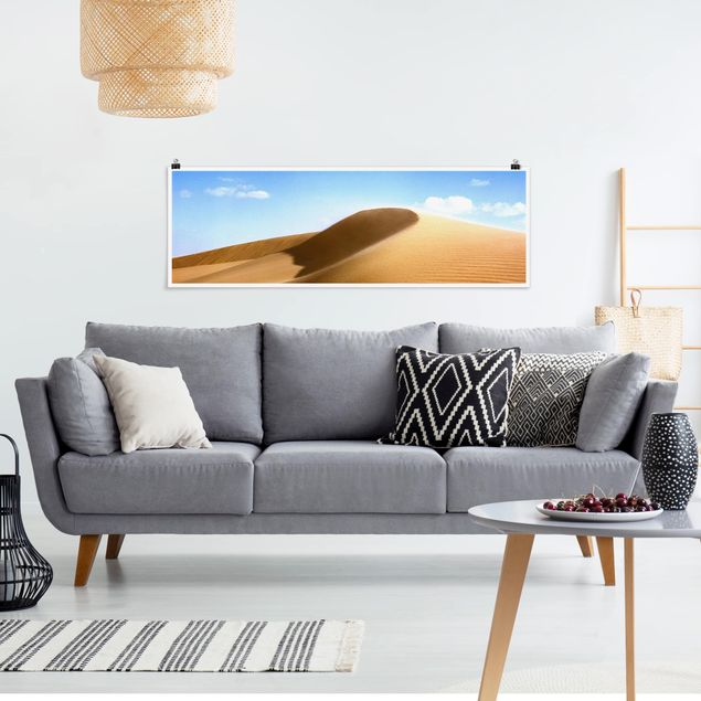Poster - Fantastic Dune - Panorama Querformat