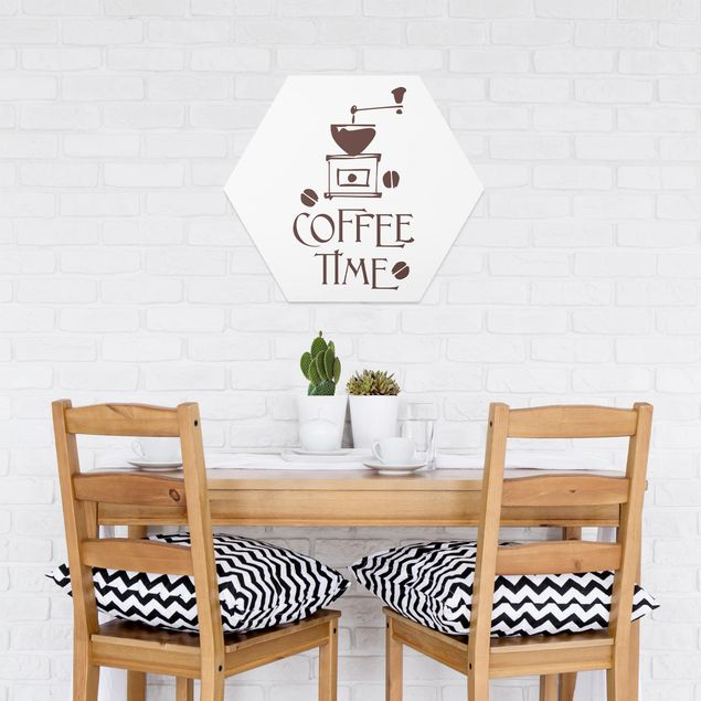 Hexagon Bild Forex - No.SF318 Coffee Time 5