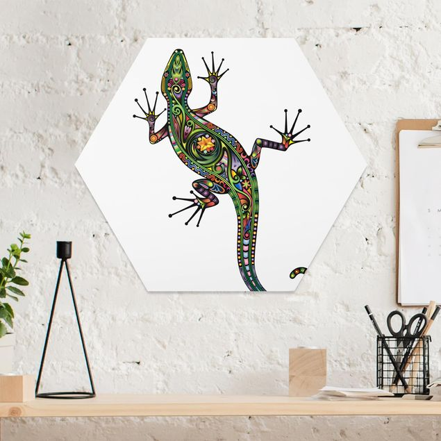 Hexagon Bild Forex - Geckomuster