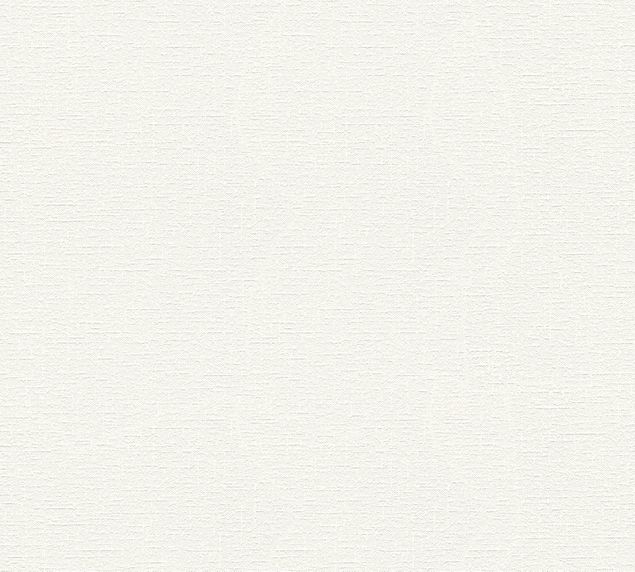 A.S. Création Unitapete Meisterputz 15 m in Weiß