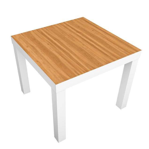 Möbelfolie für IKEA Lack - Klebefolie Zitrone